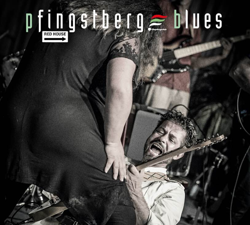 Pfingstberg Blues_Red House_Cover_Small